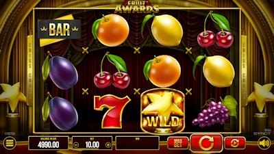 Ovocný automat Fruit Awards