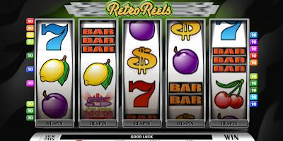 Retro automaty Retro Reels