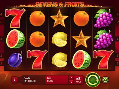Automat Sevens & Fruits