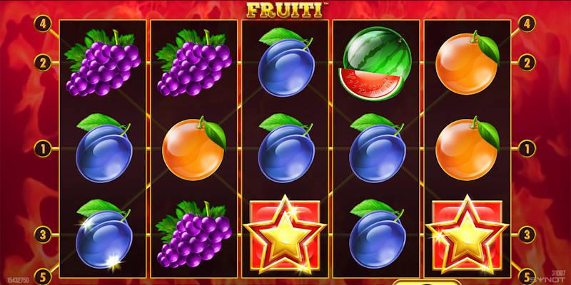 Online automat Fruiti