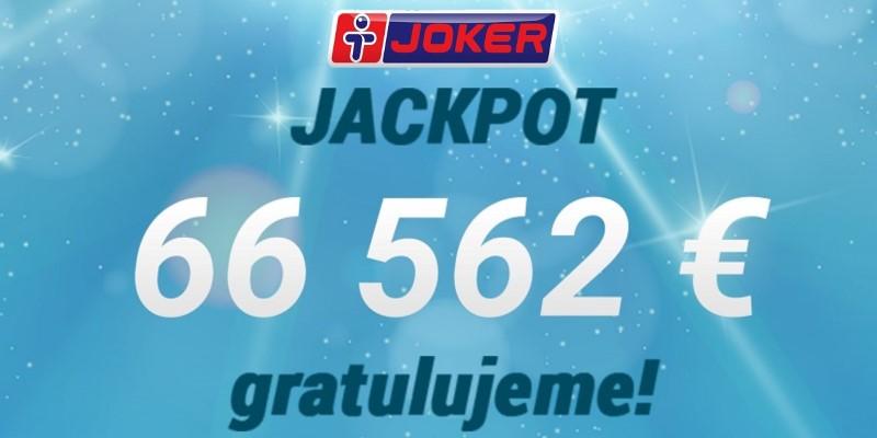 Eurojackpot joker - Vsledky
