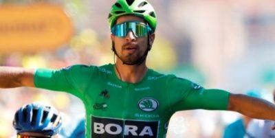 Sagan MS v cyklistike 2019
