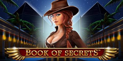Book of Secrets slot eTipos