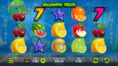SYNOT HalloweenFruits screenshot1