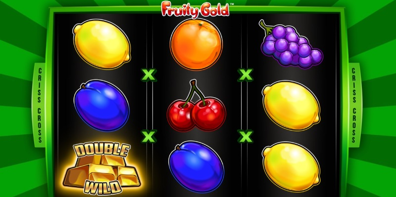 Automat Fruity Gold