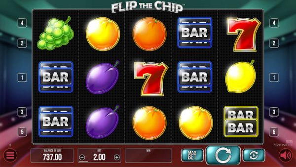 Flip the chip online game casino