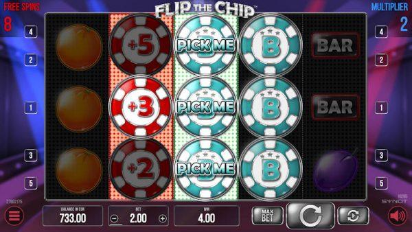 Flip the chip slot ecasino