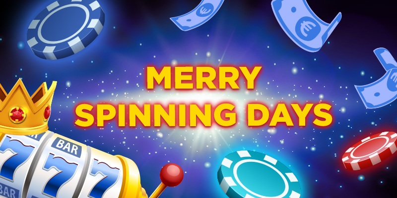 TIPOS Merry spinning days