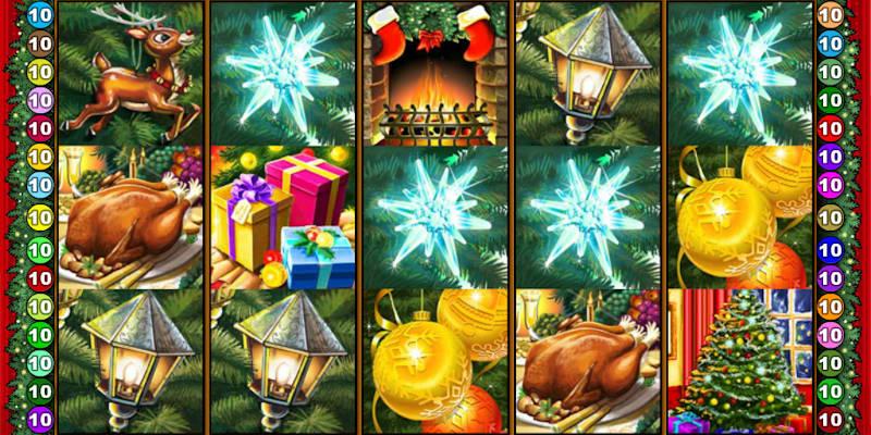 Vianočné automaty na eTIPOS