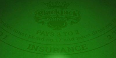 EASIT Blackjack Mania header