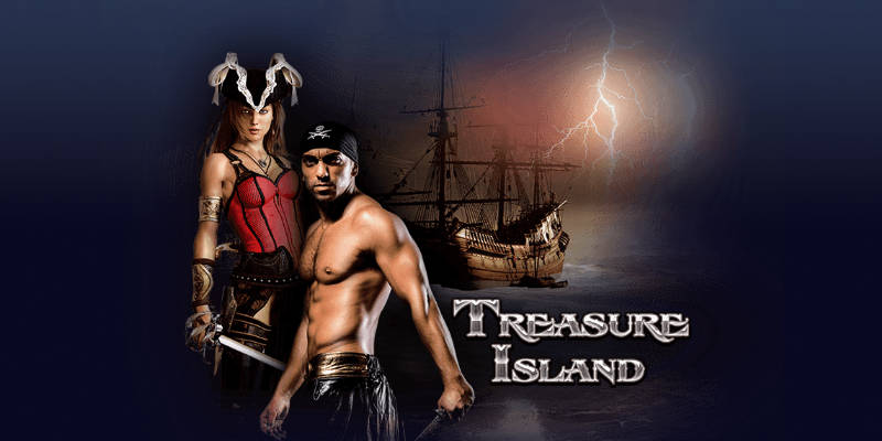 Treasure Island header