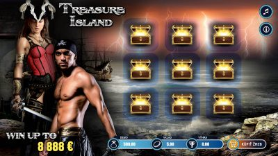 Treasure Island screenshot1