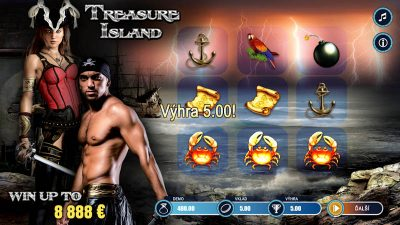 Treasure Island screenshot2