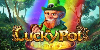 SYNOT LuckyPot header