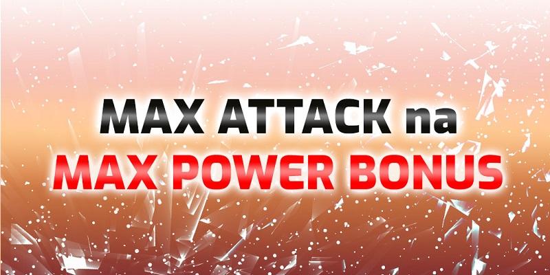 Max power bonus